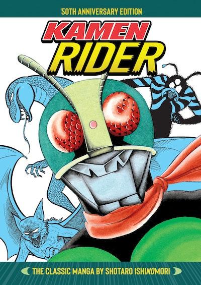 Kamen Rider - The Classic Manga Collection