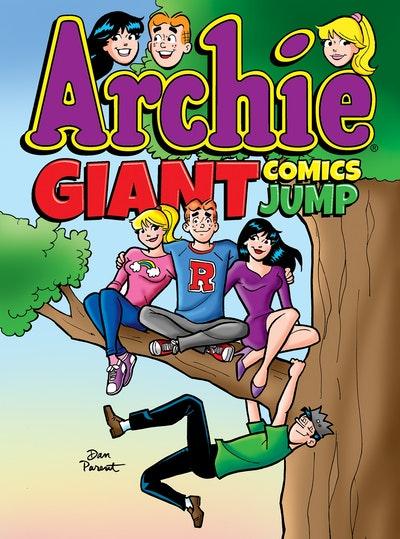 Archie Giant Comics:  Jump