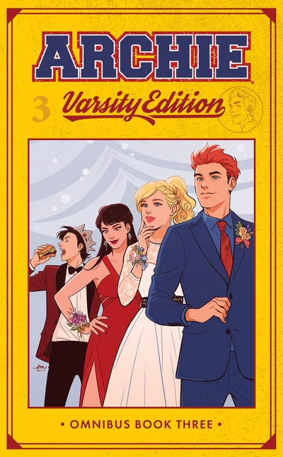 Archie Varsity Edition Vol. 3