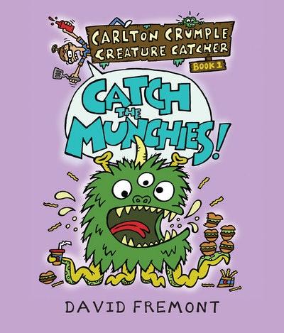 Carlton Crumple Creature Catcher