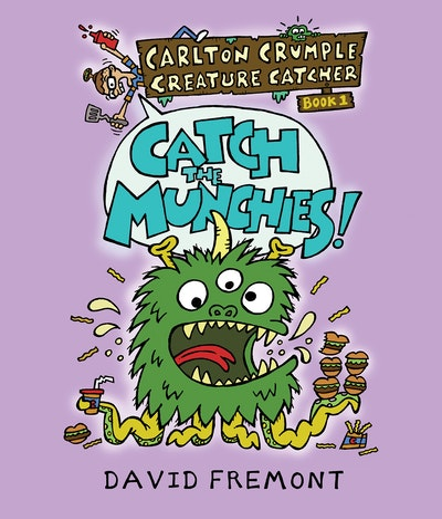 Carlton Crumple Creature Catcher 1