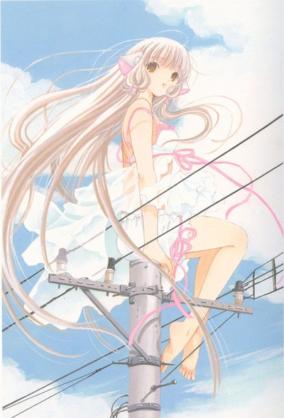Chobits 20th Anniversary Edition 3