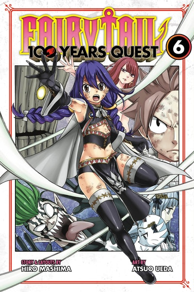 FAIRY TAIL  100 Years Quest 6