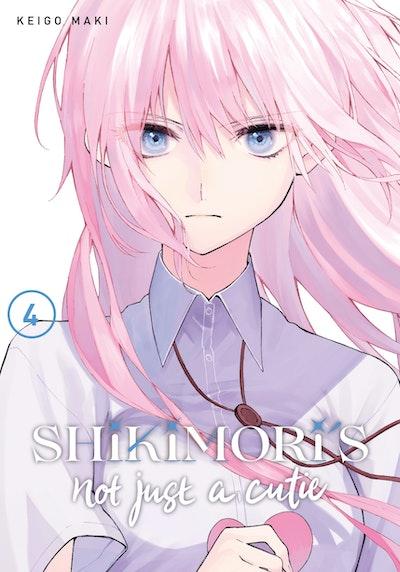 Shikimori's Not Just a Cutie 4