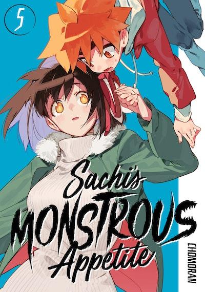 Sachi's Monstrous Appetite 5