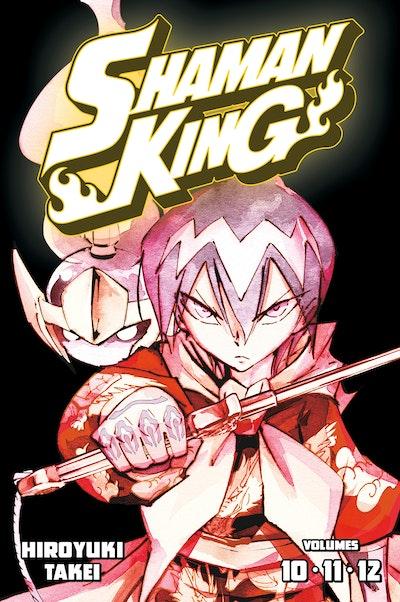 SHAMAN KING Omnibus 4 (Vol. 10-12)