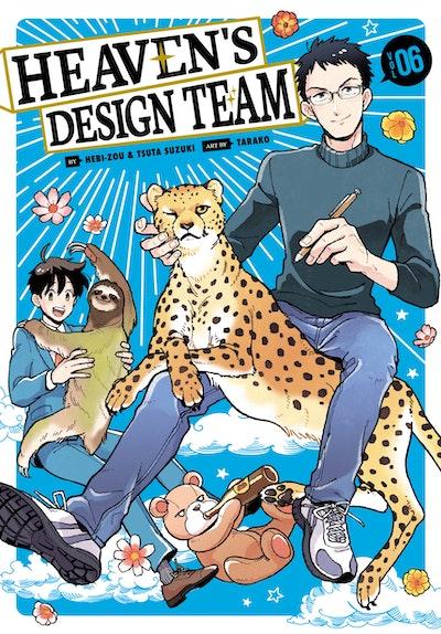 Heaven's Design Team 6