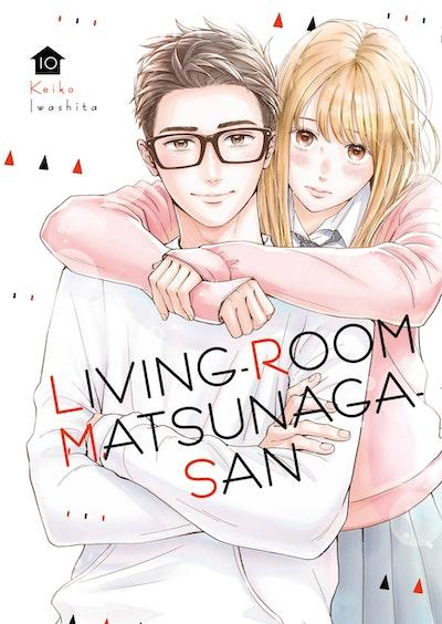 Living-Room Matsunaga-san 10