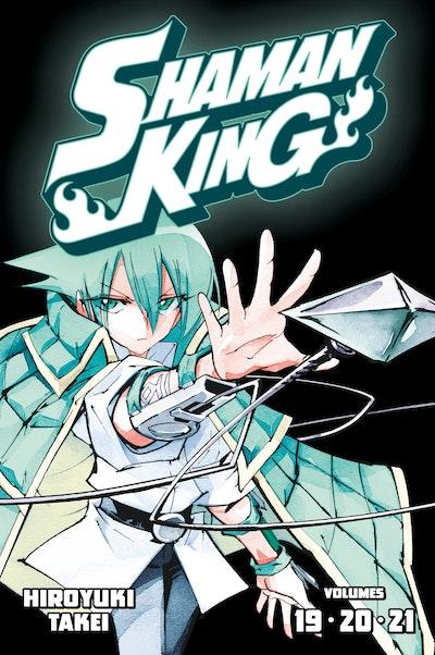 SHAMAN KING Omnibus 7 (Vol. 19-21)