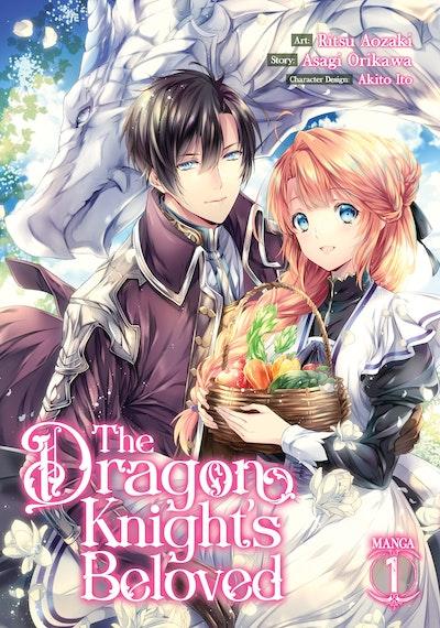 The Dragon Knight's Beloved (Manga) Vol. 1
