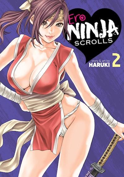 Ero Ninja Scrolls Vol. 2