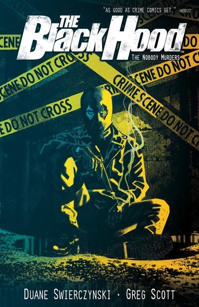 The Black Hood, Vol. 3