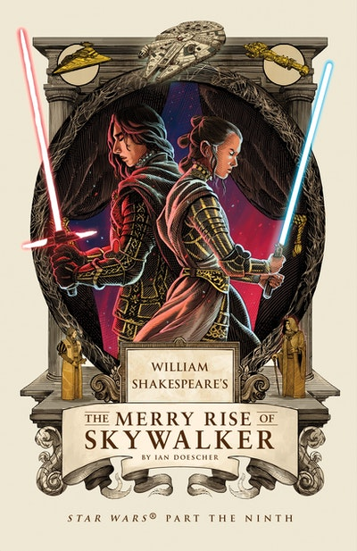 William Shakespeare's The Merry Rise of Skywalk