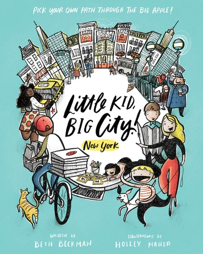 Little Kid, Big City New York City