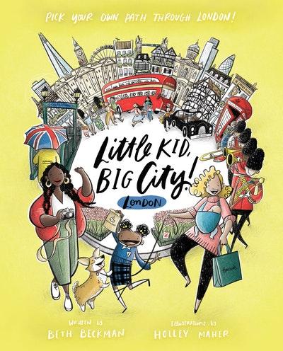 Little Kid, Big City