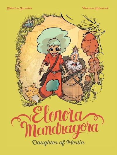 Elenora Mandragora Daughter Of Merlin