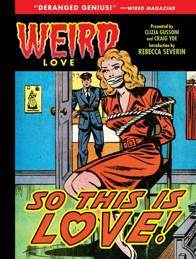 Weird Love So This Is Love?