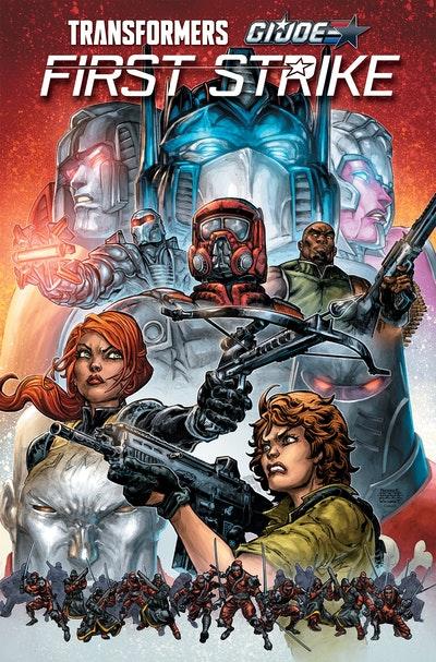 Transformers/G.I. Joe First Strike