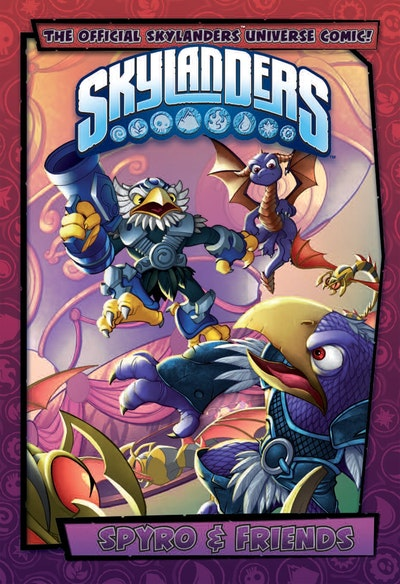 Skylanders Spyro & Friends Biting Back