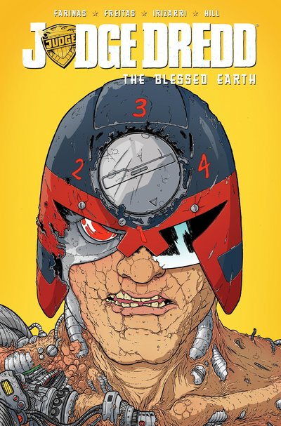 Judge Dredd The Blessed Earth, Vol. 2