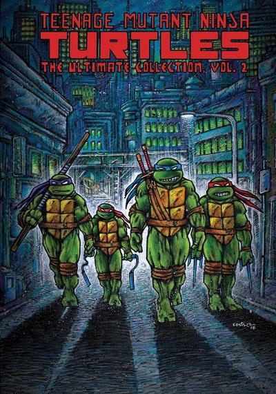 Teenage Mutant Ninja Turtles The Ultimate Collection, Vol. 2