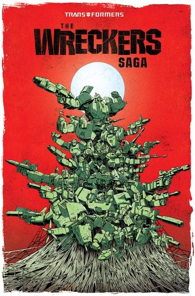 Transformers The Wreckers Saga