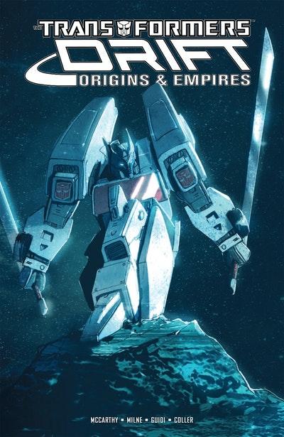 Transformers Drift Origins & Empires
