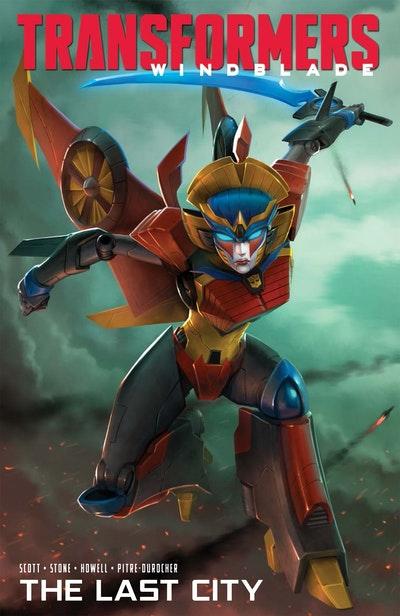 Transformers Windblade The Last City