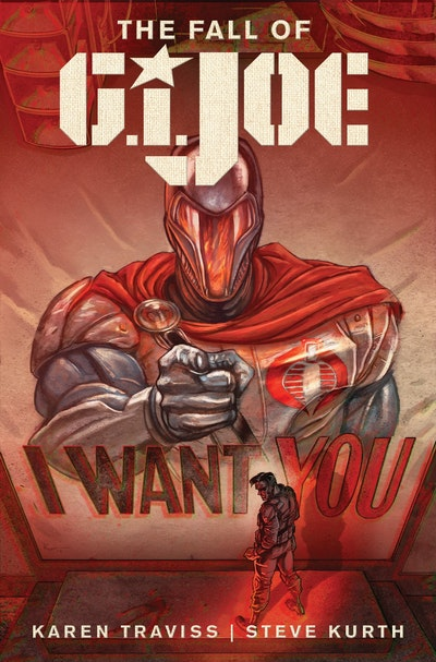 G.I. Joe The Fall Of G.I. Joe