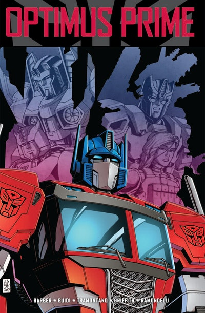 Transformers Optimus Prime, Vol. 3