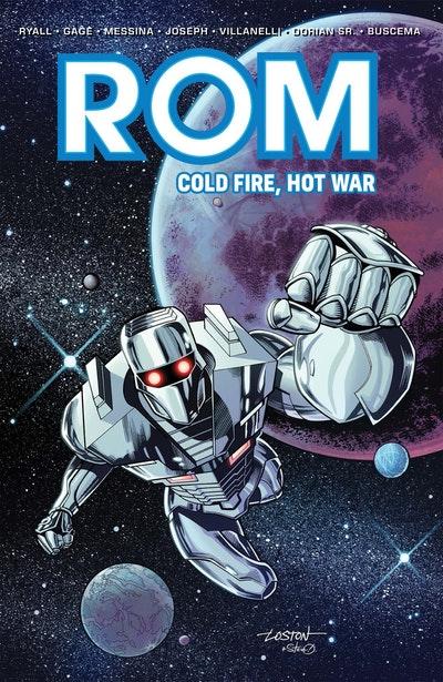 Rom Cold Fire, Hot War