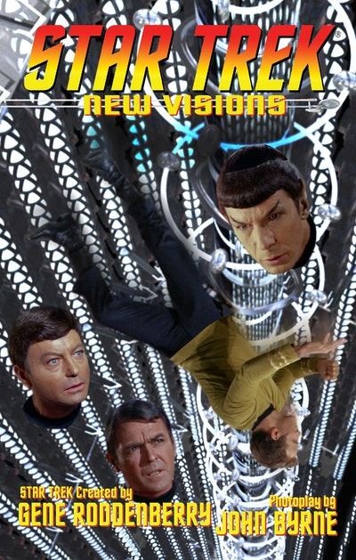 Star Trek New Visions Volume 7