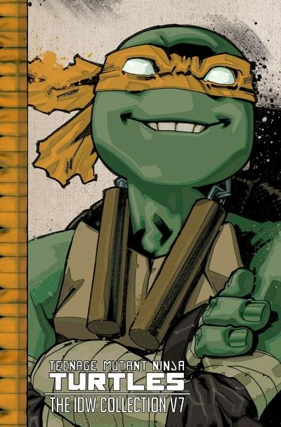 Teenage Mutant Ninja Turtles The Idw Collection Volume 7