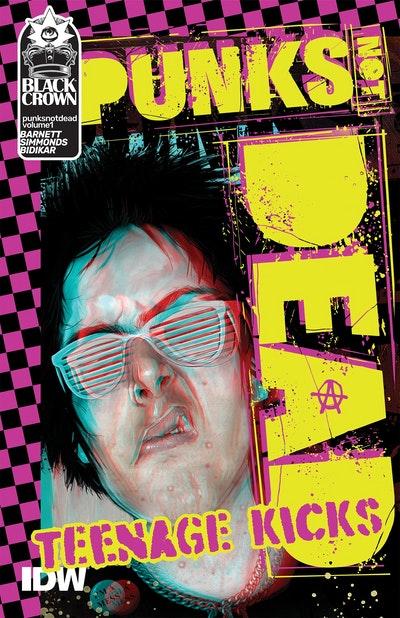 Punks Not Dead, Vol. 1