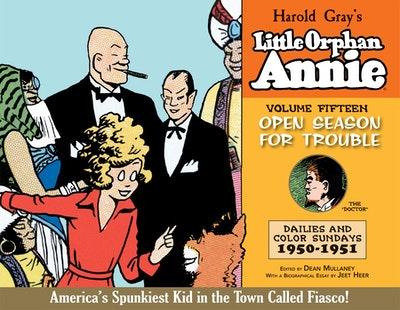 Complete Little Orphan Annie Volume 15