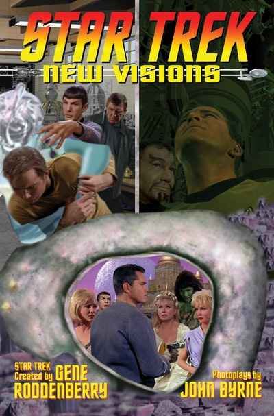 Star Trek New Visions Volume 8