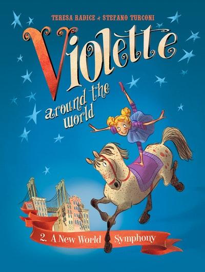Violette Around The World, Vol. 2
