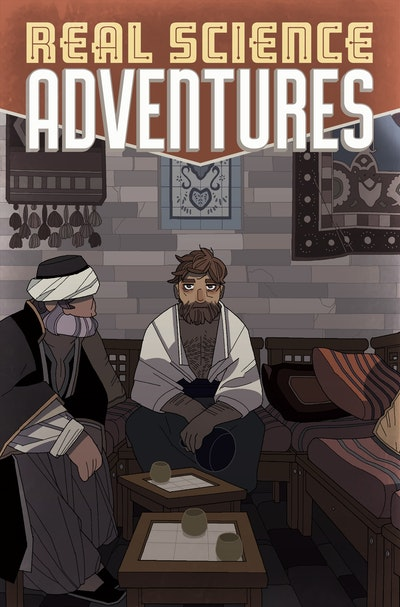Atomic Robo Presents Real Science Adventures The Nicodemus Job