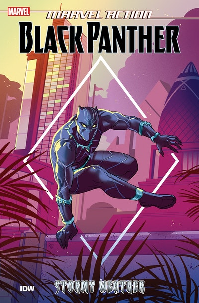 Marvel Action: Black Panther: Stormy Weather