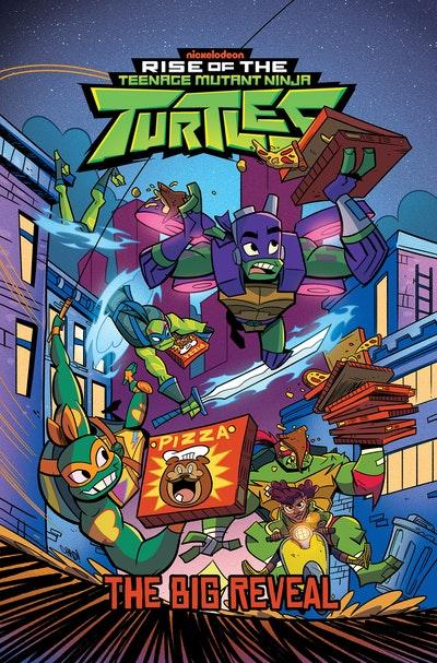 Rise of the Teenage Mutant Ninja Turtles The Big Reveal