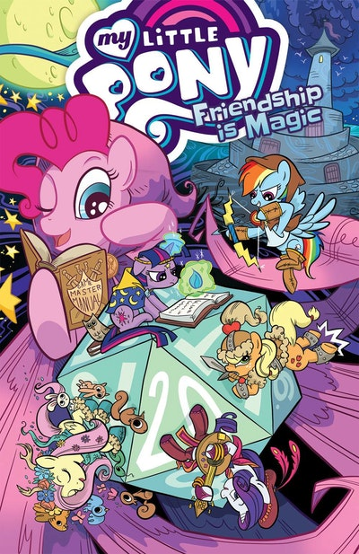 My Little Pony Friendship is Magic Volume 18