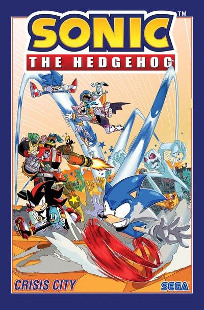 Sonic The Hedgehog, Vol. 5 Crisis City
