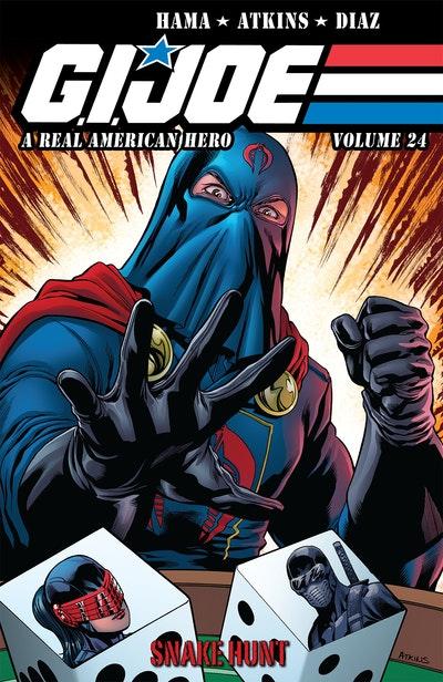 G.I. JOE: A Real American Hero, Vol. 24 - Snake Hunt