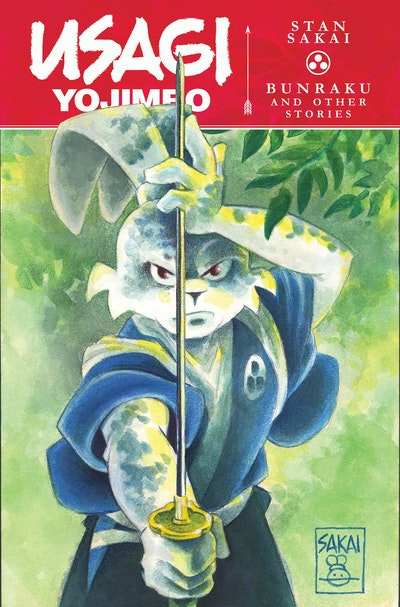 Usagi Yojimbo Bunraku and Other Stories