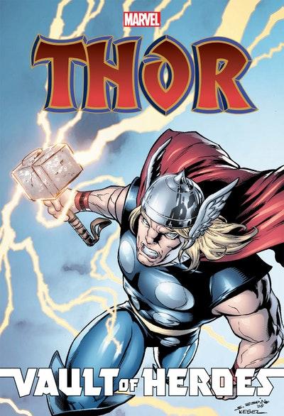 Marvel Vault of Heroes Thor