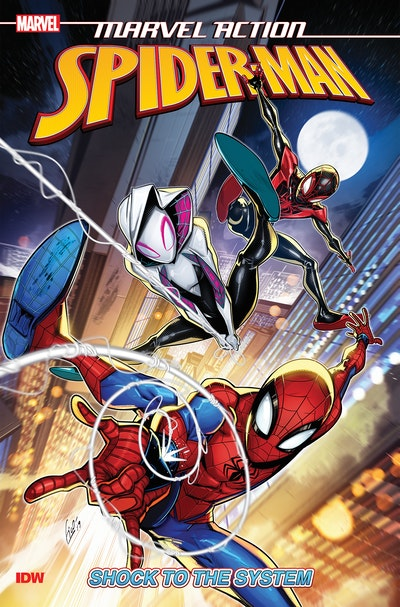 Marvel Action Spider-Man Bad Vibes (Book Five)