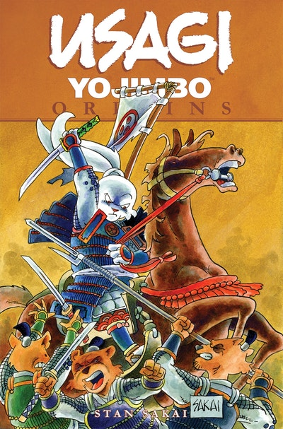 Usagi Yojimbo  Origins, Vol. 1