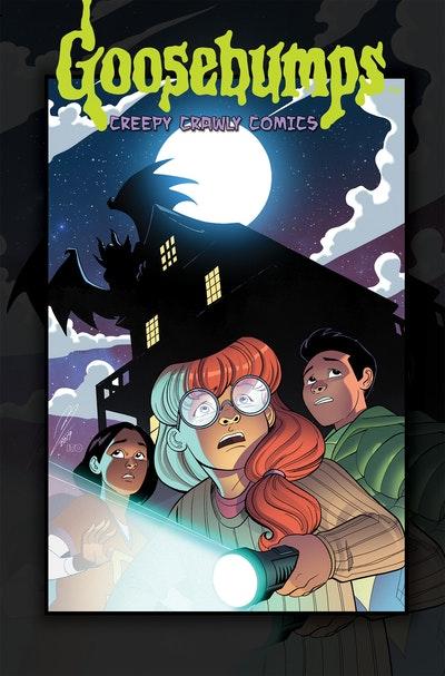 Goosebumps Creepy Crawly Comics