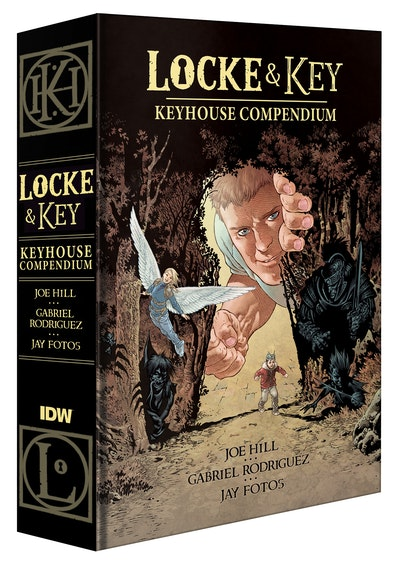 Locke & Key Keyhouse Compendium