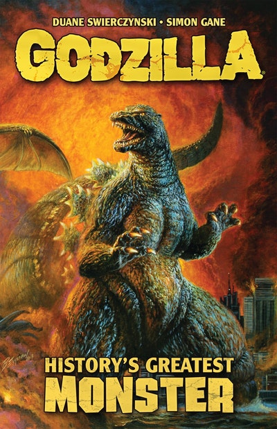 Godzilla  History's Greatest Monster